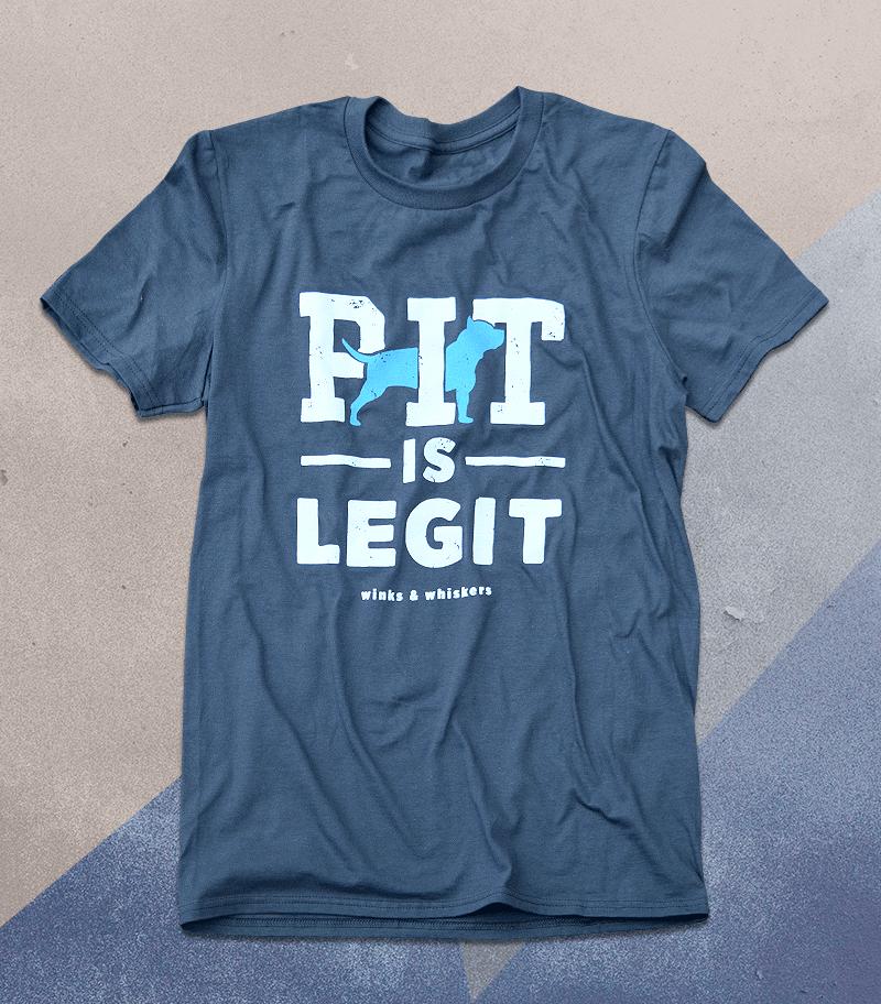 Image of Pit is Legit Tee