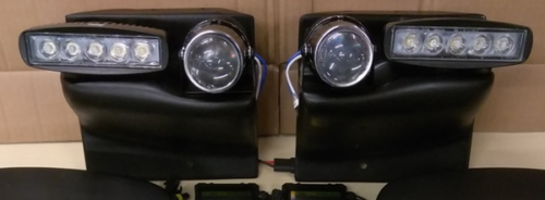 Image of REplacement light kit for demon-i  and  Blacktiemotors 009 headlights