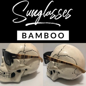Image of Brown Sarape Sunglasses *Limited Edition