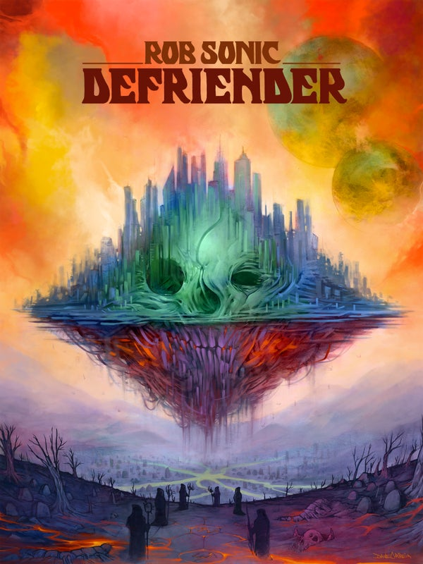 Image of 18 x 24 Defriender Full Frontal Poster