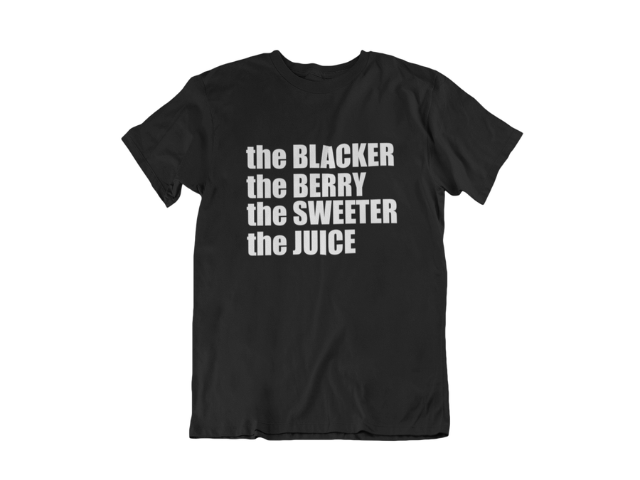 Image of The Blacker the Berry...