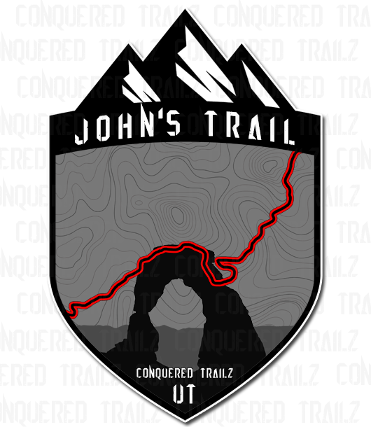 "Image of ""John's Trail"" Badge"