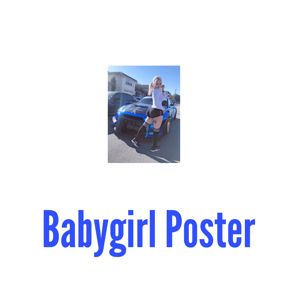 Image of Babygirl poster