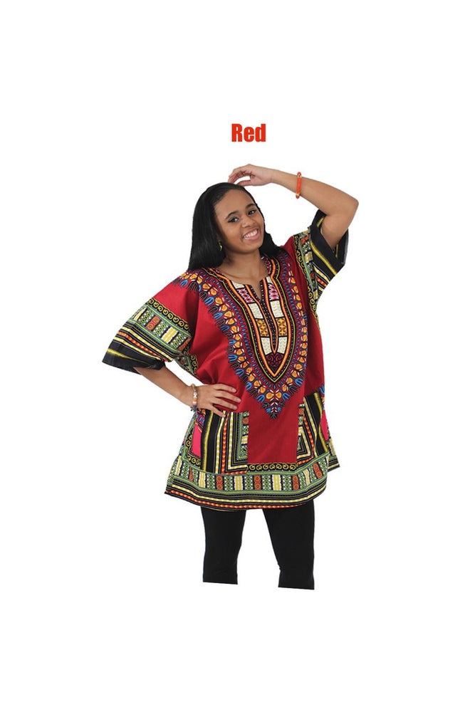 Image of  SUPERSIze King&Queen DAshiki
