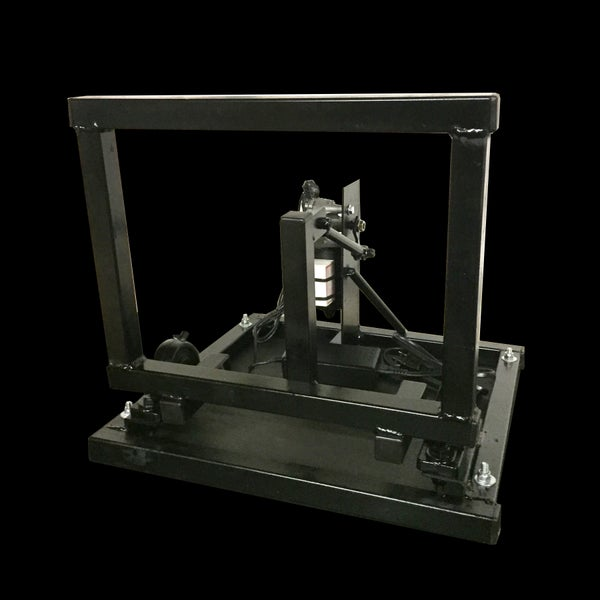 Image of Rocking Tombstone Motorized Mechanism