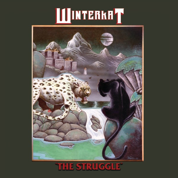 Image of WINTERKAT - 'The Struggle'