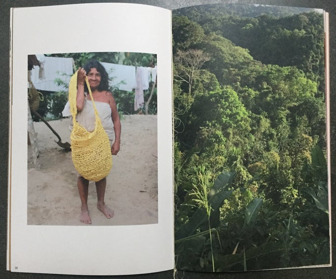 Image of FiBRA - Colombia 2018 ARTIST PUBLICATION