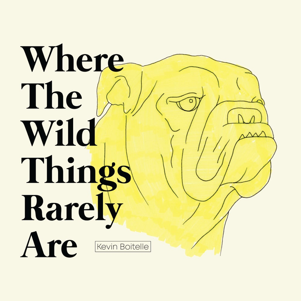 Image of Where The Wild Things Rarely Are (Photo Zine)