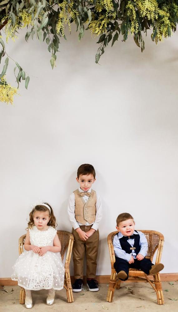 Image of Polka Dots suit set