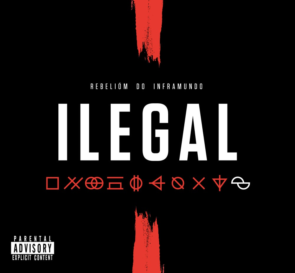 Image of ILEGAL (CD)