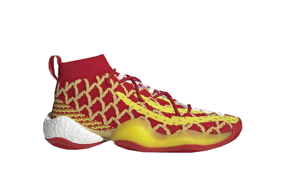 Image of adidas Crazy BYW Pharrell Chinese New Year (2019) EE8688