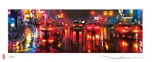 Image of 'Tokyo Streets' - Limited edition print