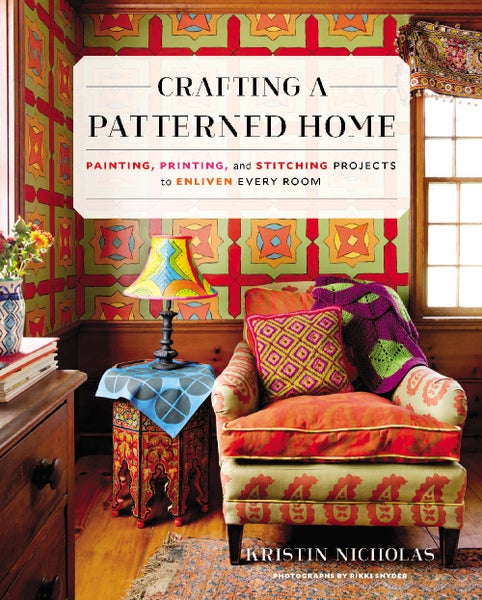 Image of Book - Crafting A Patterned Home - Signed Copy