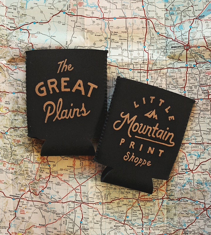 Image of Great Plains | Koozie