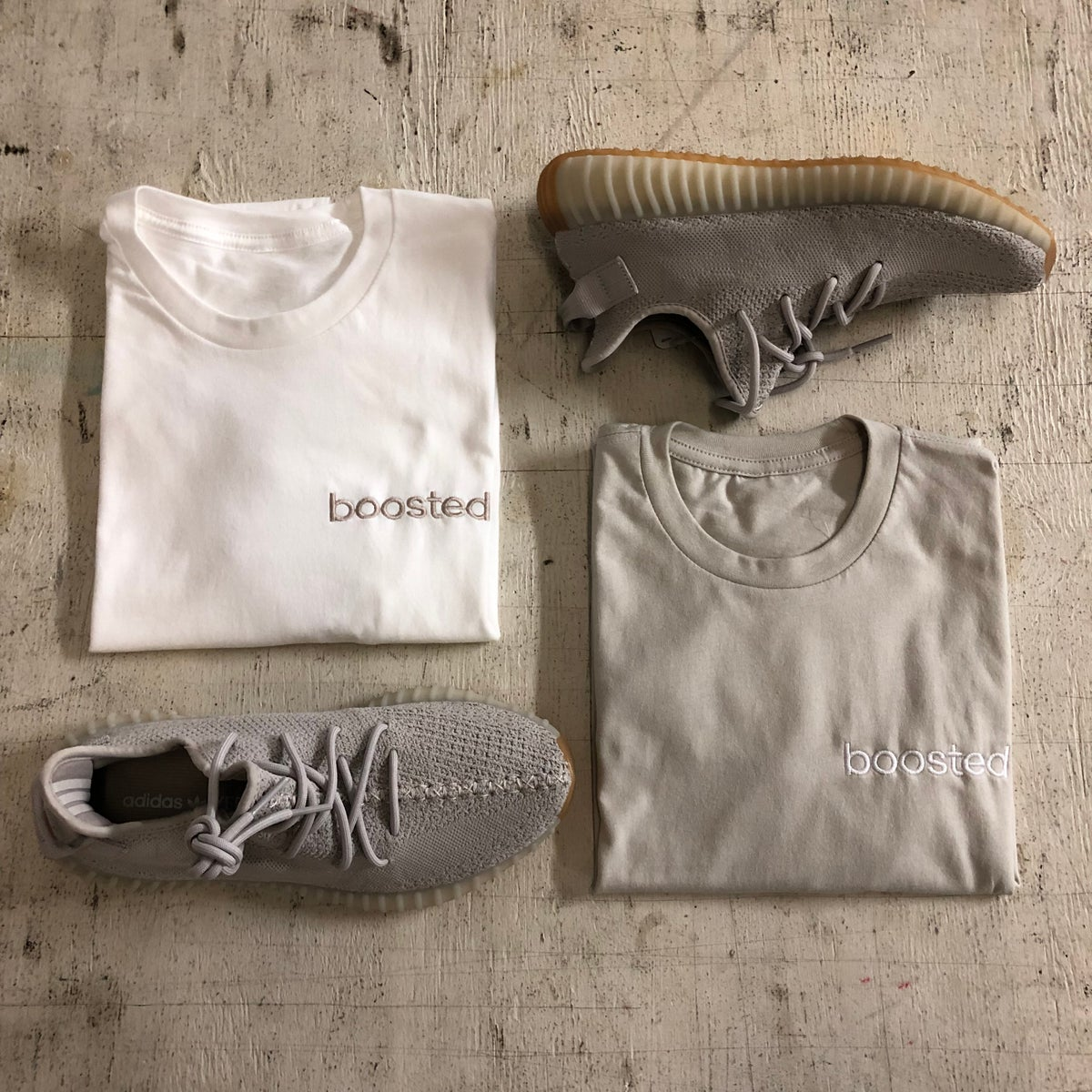 "Image of BOOSTED EMBROIDERY ""SESAME"" T-SHIRT & HOODY"