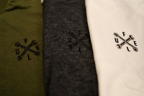 Image of FUEL logo Tee