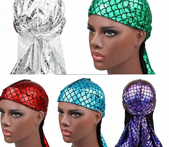 Image of Fishscale Durags