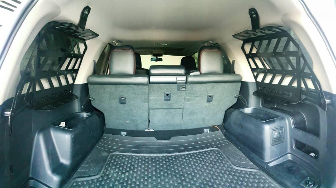 Image of RCR4WD 4runner 5th gen cargo storage panels