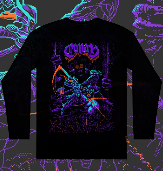 Image of BATTLE-LUST LONG SLEEVE