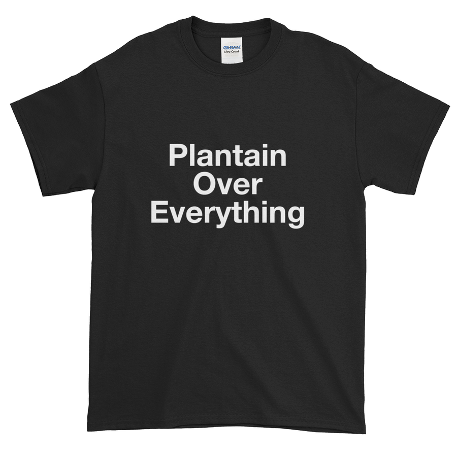 Image of Plantain Over Everything