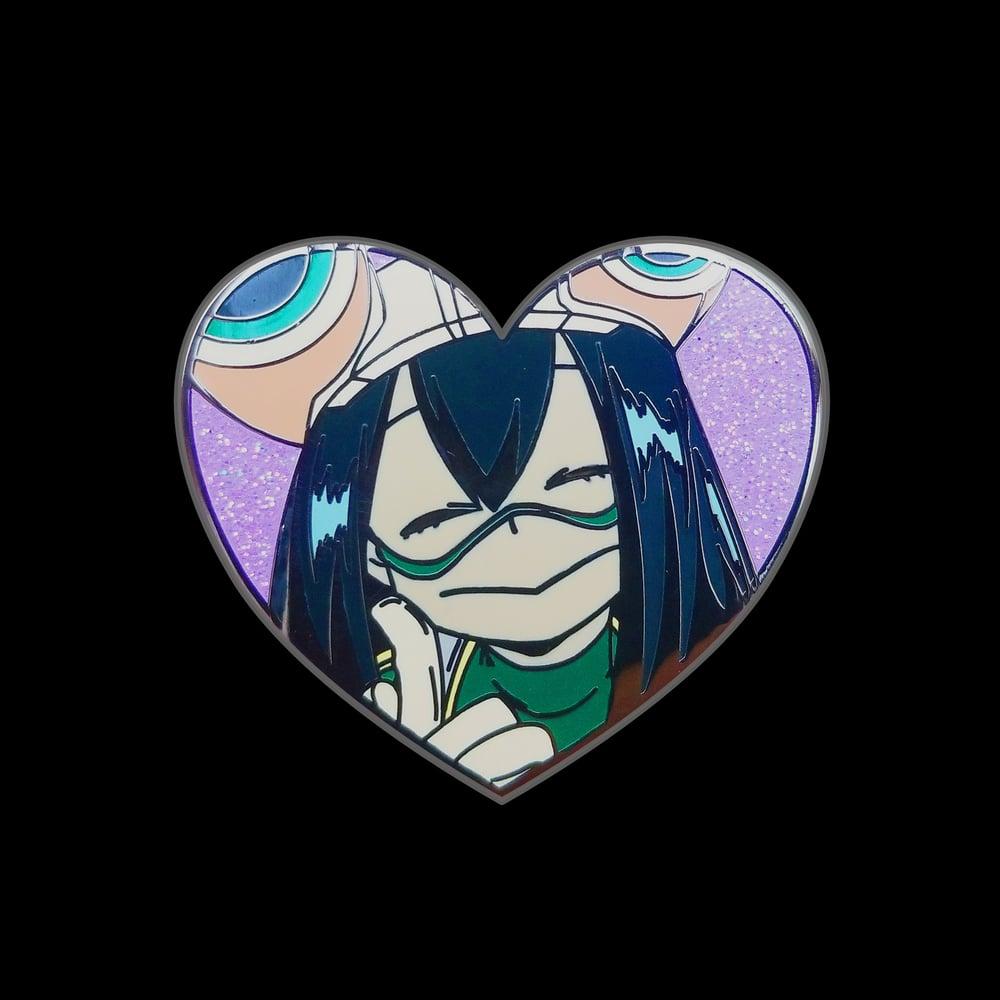 Image of My Hero Tsuyu