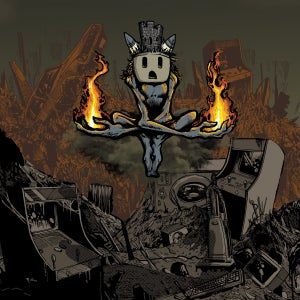 Image of Palace in Thunderland - The King of the Empty Aeon CD