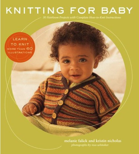 Image of Book - Knitting For Baby