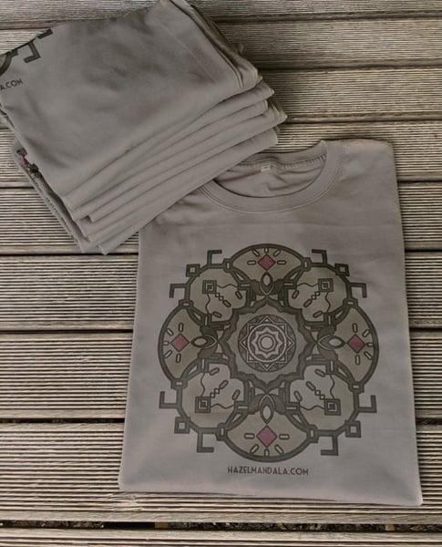 Image of Hazel Mandala T-shirt