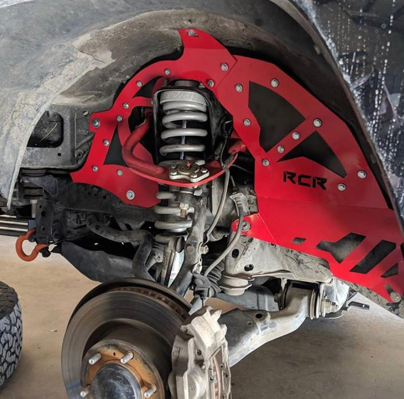 Image of RCR4WD Front Inner Fenders Set