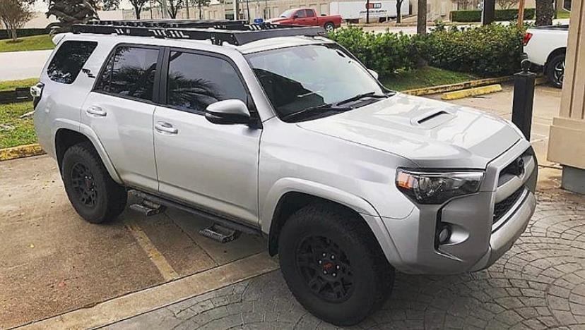 Image of RCR4WD roof rack