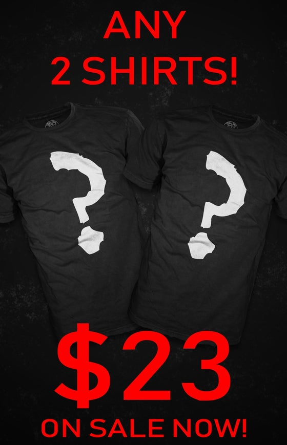 Image of 2 Shirt bundle!
