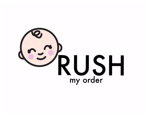 Image of RUSH my order