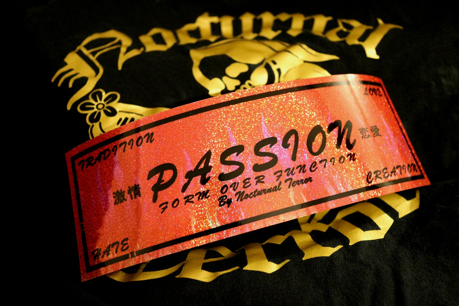Image of Passion : for Flames