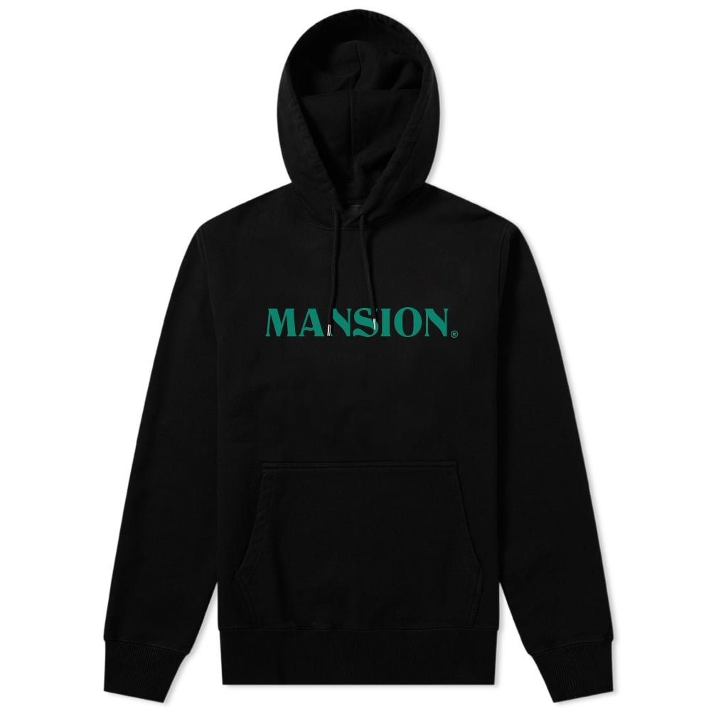 Image of Black Mansion Mountain Hoodie