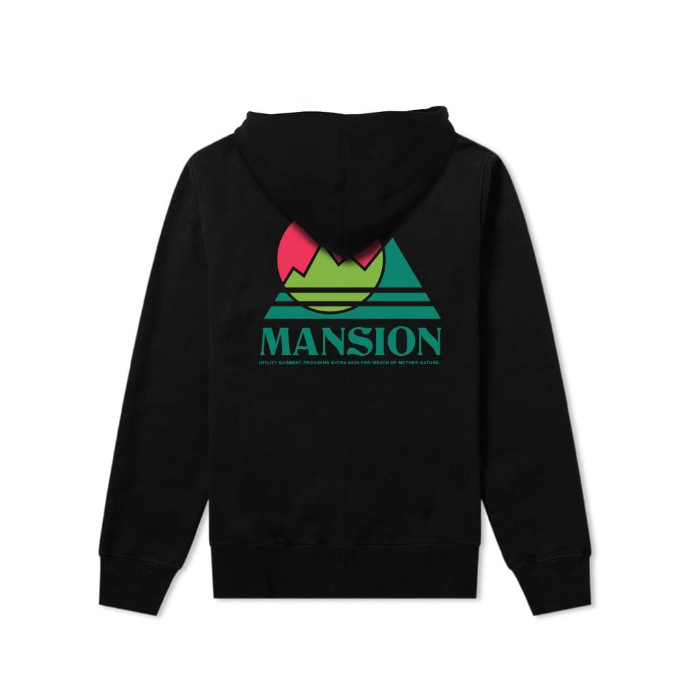 Image of Black Mansion Mountain Hoodie