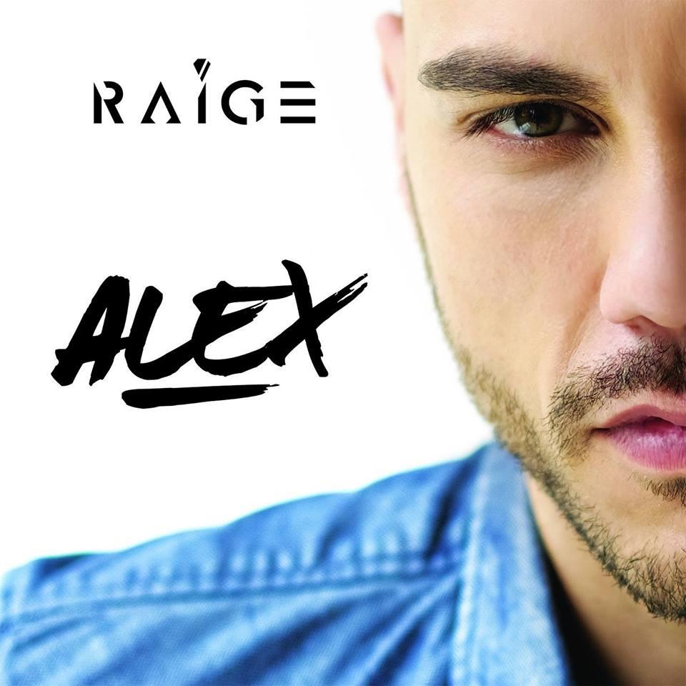 Image of RAIGE - ALEX (CD)