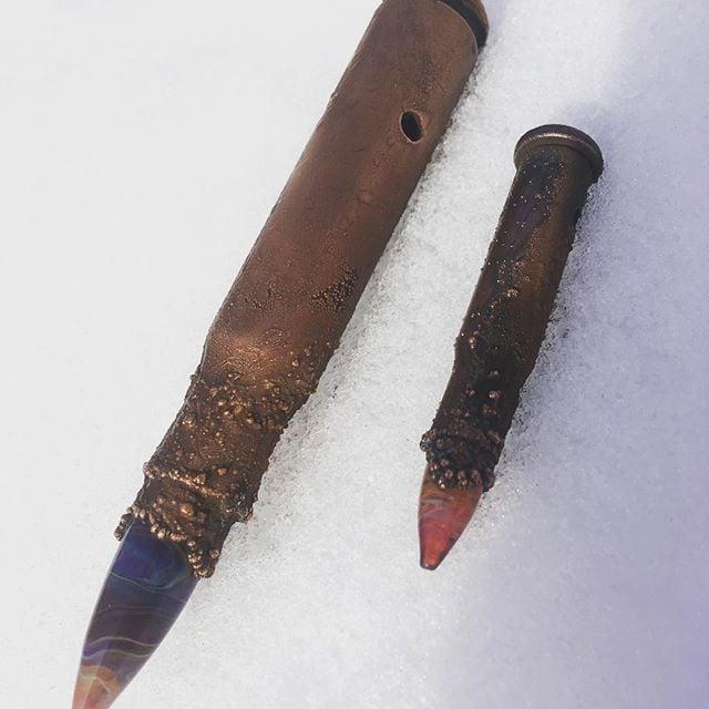 Image of Bullet Relic Pendants