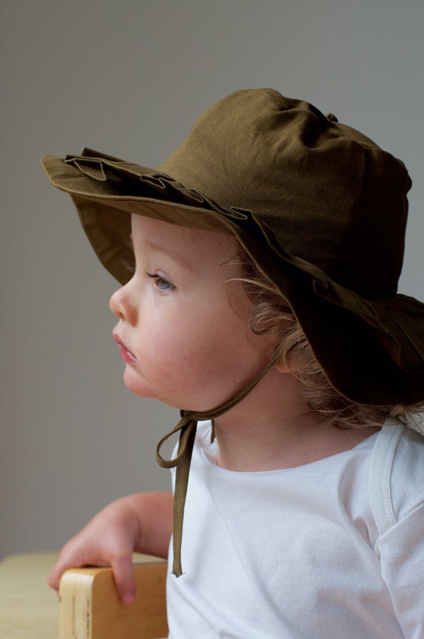 Image of Baby Bucket - Khaki