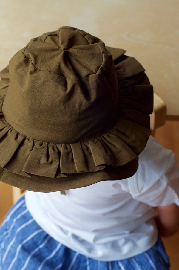 Image of Baby Bucket - Khaki