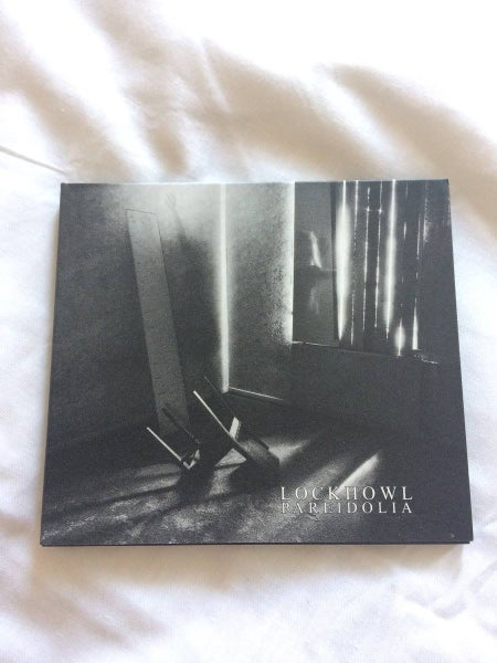 Image of Lock Howl - Pareidolia Digipak CD