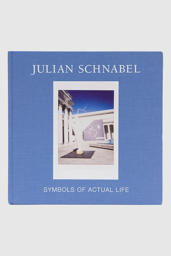 Image of Julian Schnabel - Symbols of Actual Life
