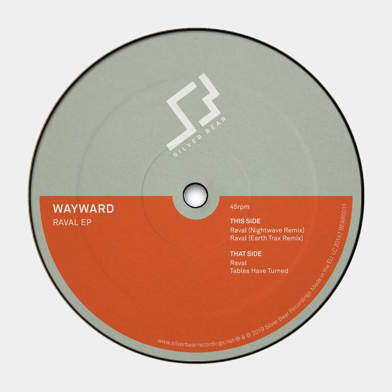 Image of Wayward - Raval EP