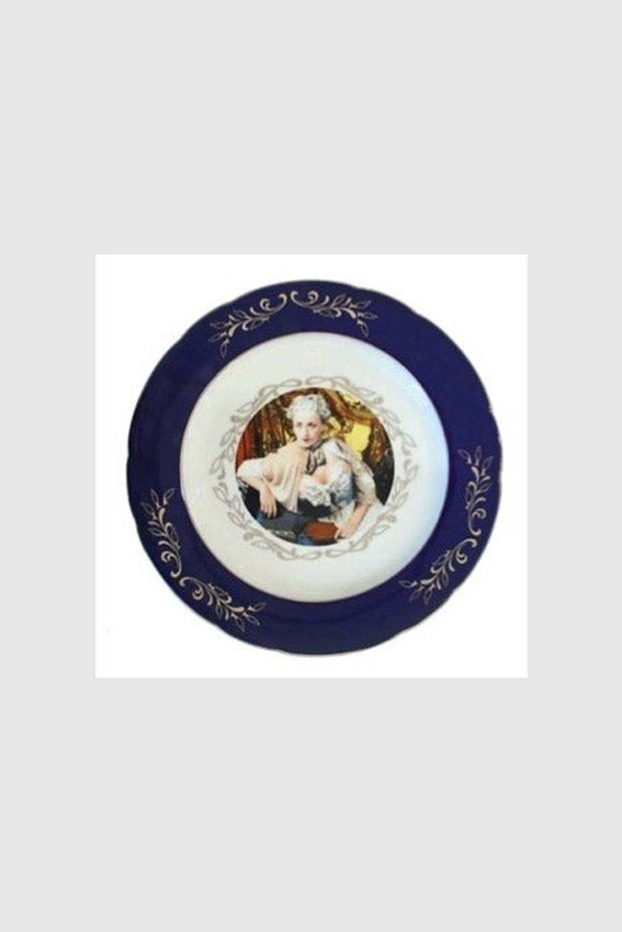 Image of Cindy Sherman - Madame de Pompadour (née Poisson), Dinner service