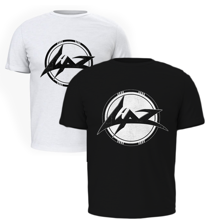 Image of Lipz - Logo shirt (Black or White)