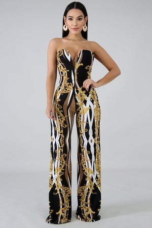 Image of 'First Class' Jumpsuit