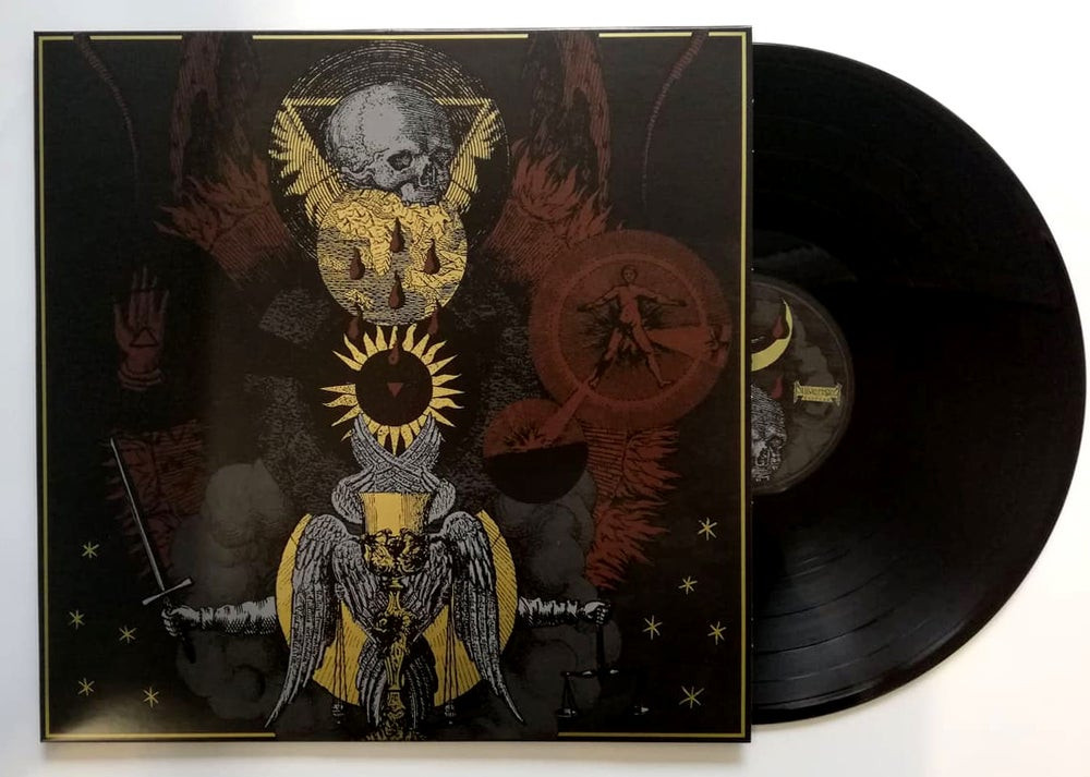 "THRONUM VRONDOR ""Ichor (The Rebellion)"" LP"