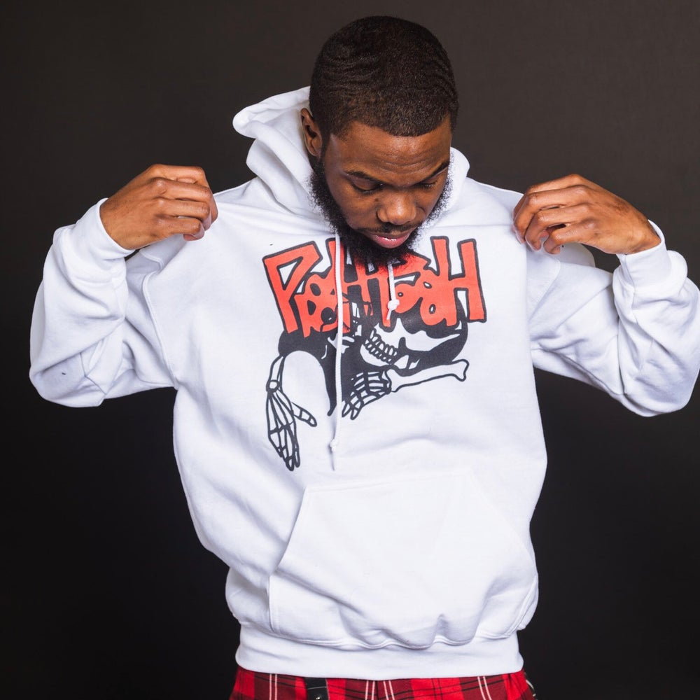 Image of Deadly Love Graphic Hoodie
