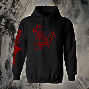 Image of WE ARE LIBERTY HOODIE
