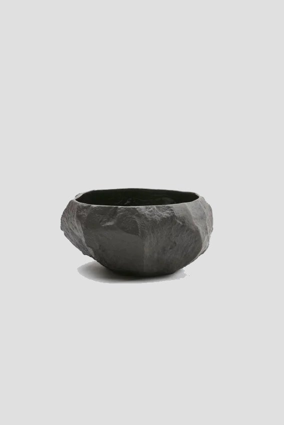 Image of Max Lamb - Crockery Bowl, Black