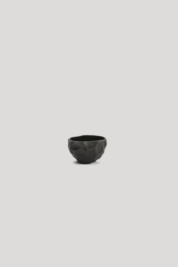 Image of Max Lamb - Crockery Small Bowl, Black / 45 € - 20 % = 36 €